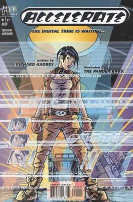 Accelerate (comic-book) #1
