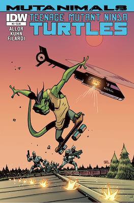 Teenage Mutant Ninja Turtles: Mutanimals (Comic book) #3