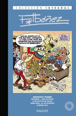 Colección Integral F.Ibáñez (Cartoné 200 pp) #22