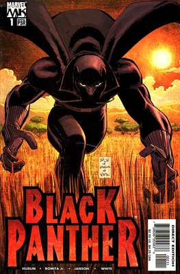 Black Panther Vol. 4 (2005-2008)