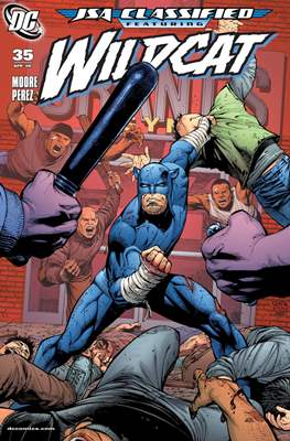 JSA: Classified (Comic-book) #35