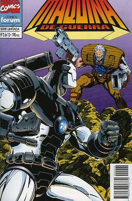 Máquina de Guerra (1995) (Grapa. 17x26. 24 páginas. Color. 1995) #2