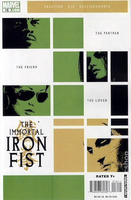 The Immortal Iron Fist (2007-2009) (Comic Book) #16