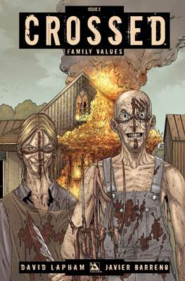 Crossed: Family Values (Comic Book) #2