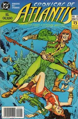 Crónicas de Atlantis (Grapa 56 pp) #2
