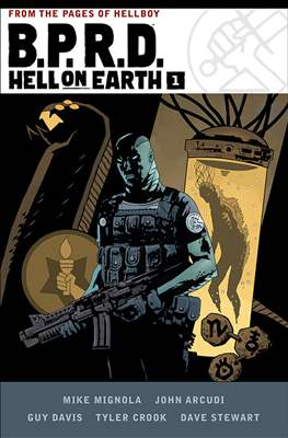 B.P.R.D. Hell on Earth (Hardcover 408 pp) #1