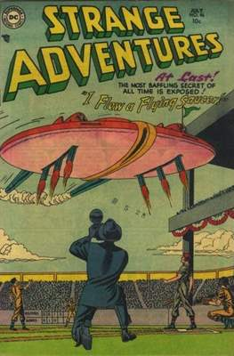 Strange Adventures (Comic Book) #46