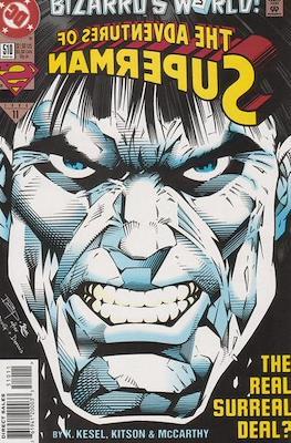 Superman Vol. 1 / Adventures of Superman Vol. 1 (1939-2011) (Comic Book) #510