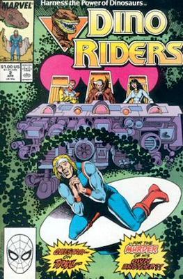 Dino Riders (Grapa) #2