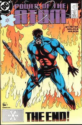 Power of the Atom (Comic Book) #18