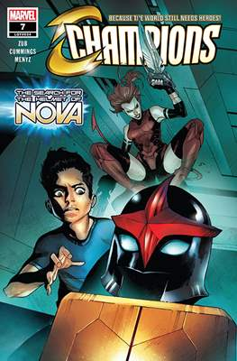 Champions Vol. 3 (2019-) (Comic Book) #7