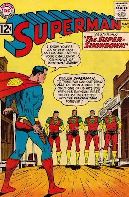 Superman Vol. 1 / Adventures of Superman Vol. 1 (1939-2011) (Comic Book) #153