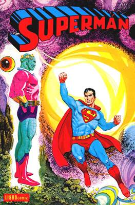 Supermán Librocómic #8
