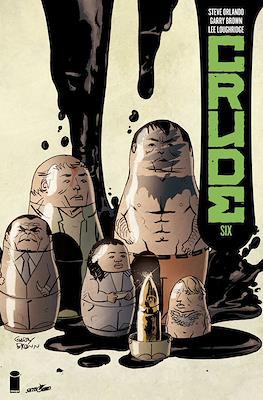 Crude (Comic Book) #6