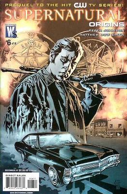 Supernatural: Origins (Comic-book / Digital) #6