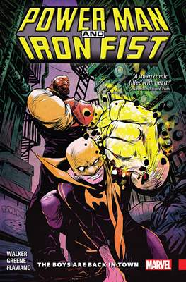 Power Man and Iron Fist Vol. 3 (2016)