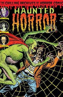 The Chilling Archives of Horror Comics (Hardcover) #23