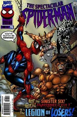 The Spectacular Spider-Man Vol. 1 (Comic Book) #246