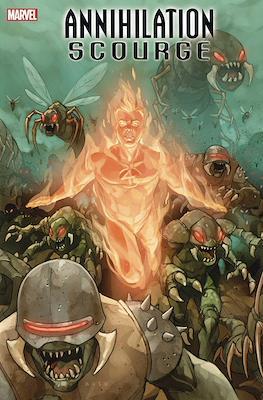 Annihilation - Scourge: Fantastic Four (Variant Cover)