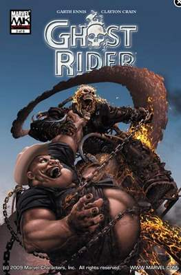 Ghost Rider Vol. 3 (2005-2006) (Comic Book) #3