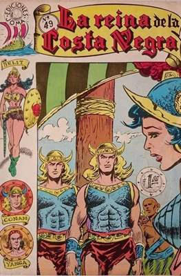 La Reina de la Costa Negra (2ª época - Grapa) #49