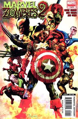 Marvel Zombies 2 (Comic-Book) #1