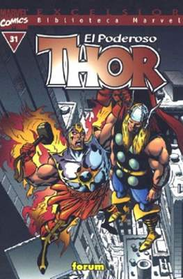 Biblioteca Marvel: El Poderoso Thor (2001-2004) (Rústica 160 pp) #31