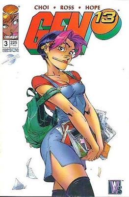 Gen 13. Vol. 2 (Grapa, 24-32 páginas (1997-2001)) #3