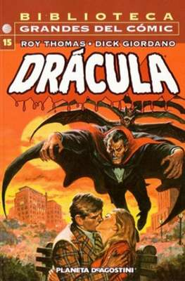 Biblioteca Grandes del Cómic: Drácula (2002-2004) (Rústica 160-192 pp) #15