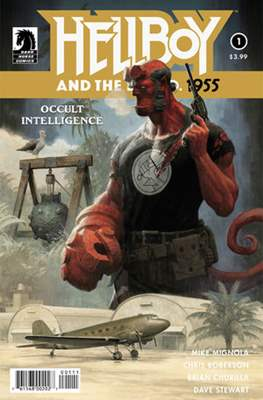 Hellboy and the B.P.R.D. (Comic-book) #17