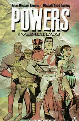Powers (2002-2005) (Rústica 96-142 pp) #6