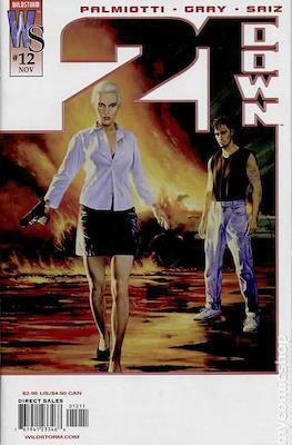 21 Down (Comic Book) #12