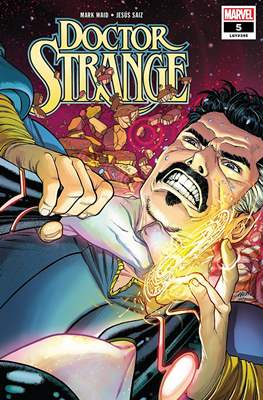 Doctor Strange (Vol. 5 2018-) #5