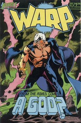 Warp (Comic Book) #18