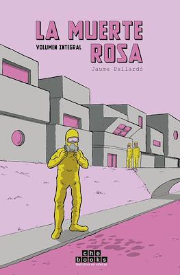 La muerte rosa - Volumen integral (Rústica 264 pp)