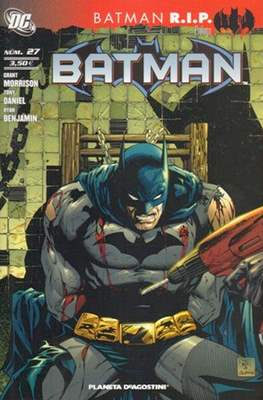 Batman (2007-2012) (Grapa. 48 pp) #27