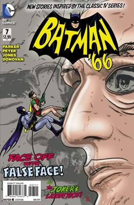 Batman '66 (Comic Book) #7