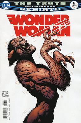 Wonder Woman Vol. 5 (2016-) (Comic book) #17