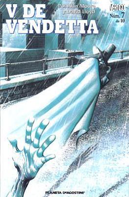 V de Vendetta (Grapa, 32 páginas (2006)) #7