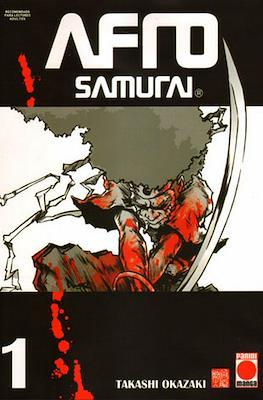 Afro Samurai #1