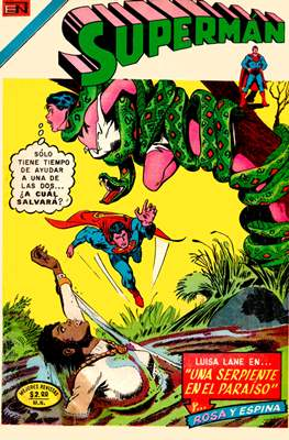 Supermán (Grapa) #969