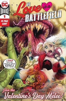 DC Love is a Battlefield (2021)