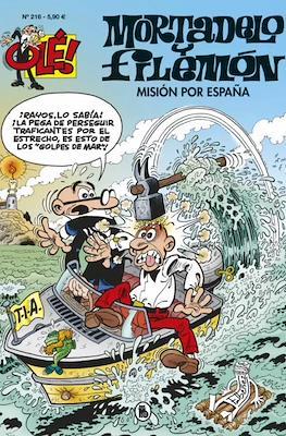 Mortadelo y Filemón. OLÉ! (1993 - ) (Rústica 48-64 pp) #216