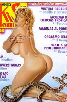 Kiss Comix #98