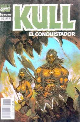 Kull el conquistador (Grapa 48 pp) #15