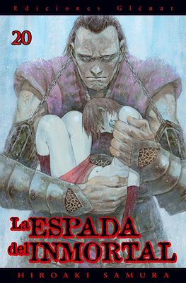 La espada del Inmortal (Rústica con sobrecubierta) #20