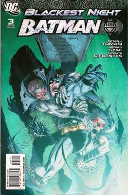 Blackest Night: Batman (2009) (saddle-stitched) #3