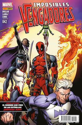 Imposibles Vengadores (2013-2018) (Grapa) #42
