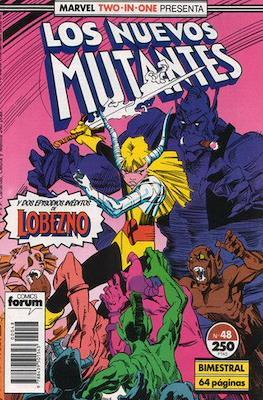 Los Nuevos Mutantes Vol. 1 (1986-1990) (Grapa 32-64 pp) #48