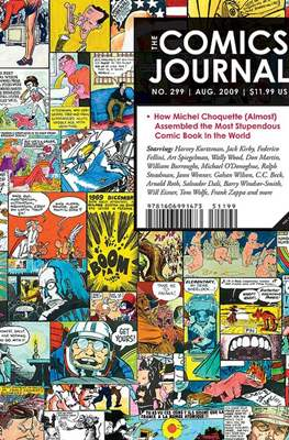 The Comics Journal #299